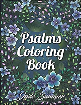 Amazon.com: Psalms Coloring Book: An Adult Coloring Book ...