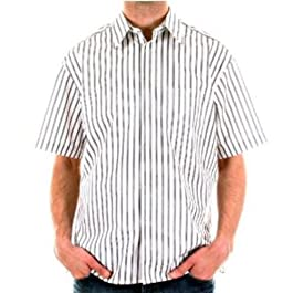 BURBERRY Mens Short Sleeve Shirt