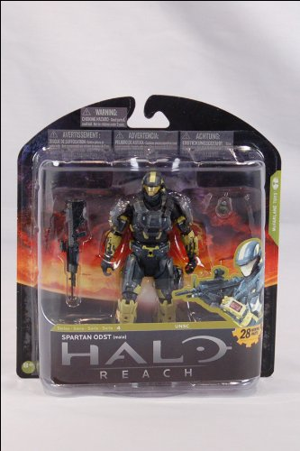 Halo Reach McFarlane Toys Series 4 Exclusive Action Figure S