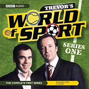 Trevor's World of Sport Radio/TV Program
