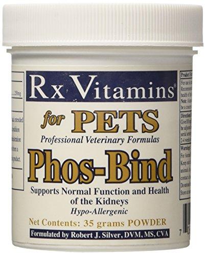 Rx Vitamins For Pets - Phos-Bind 35 gm Powder