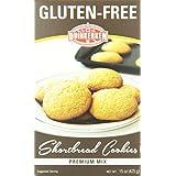 DUINKERKEN FOODS Gluten Free Shortbread Cookies Mix 425g