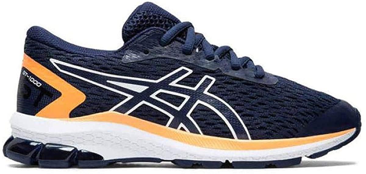 Isla Stewart colgante Creo que  Buy ASICS Unisex's Peacoat/White Running Shoes-4 UK (37.5 EU) (5 US)  (1014A150) at Amazon.in
