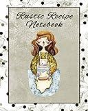Rustic Recipe Notebook
