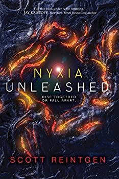 Nyxia Unleashed by Scott Reintgen fantasy book reviews