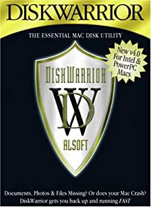 Alsoft DiskWarrior 4.0 for Intel & PowerPC Macs