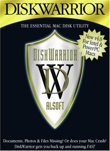 Alsoft DiskWarrior 4.0 for Intel & PowerPC Macs