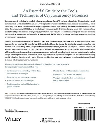 Investigating Cryptocurrencies: Understanding, Extracting