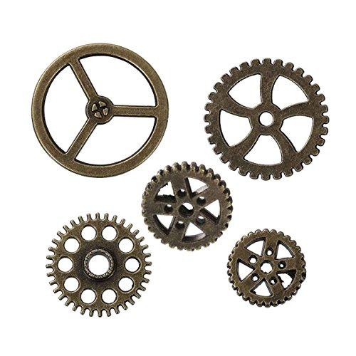 metal-gears-wheels-60-pcs-12-of-each-bronze-tone-watch-findings-diy-crafts-jewelry-making-steampunk-