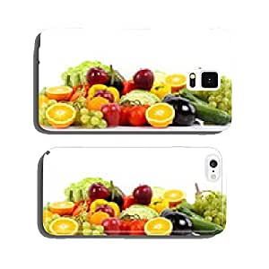 Fruits and vegetables cell phone cover case Samsung S6