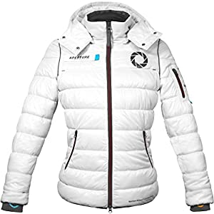 Musterbrand Portal Veste Femme Scientist Winter Water Repellent Blanc