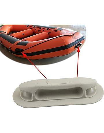 UP100 - 2 Asas de elevación para Barco Hinchable, Color Gris