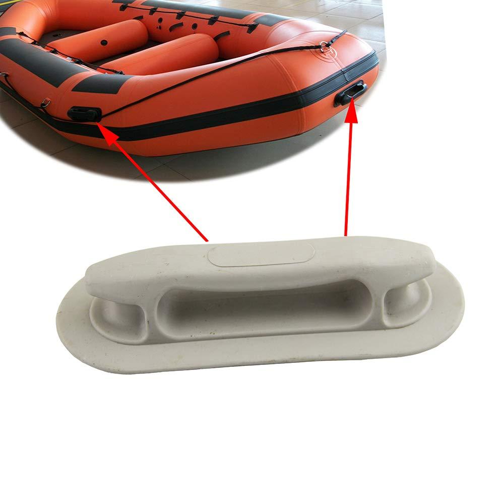 UP100 - 2 Asas de elevación para Barco Hinchable, Color Gris ...