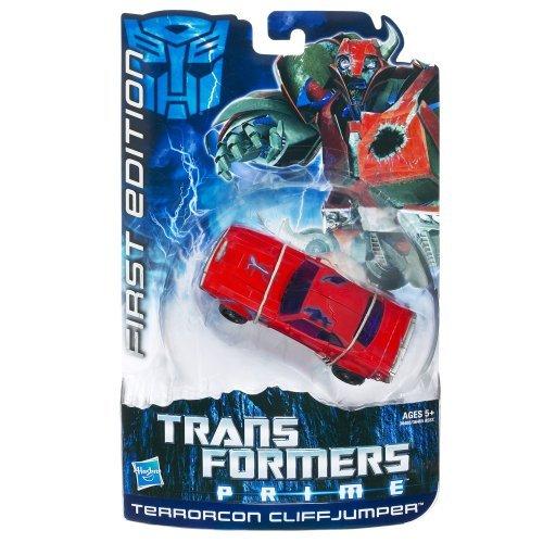 Transformers Prime First Edition Terrorcon Cliffjumper -