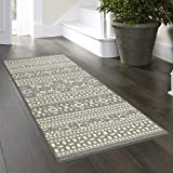Maples Rugs Zoe 2 x 6 Non Skid Hallway Entry Rugs