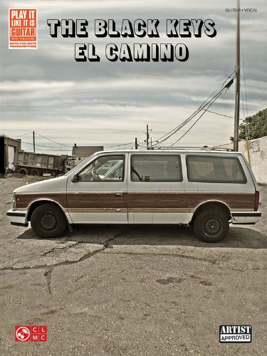 The Black Keys - El Camino (Play It Like It Is Guitar)