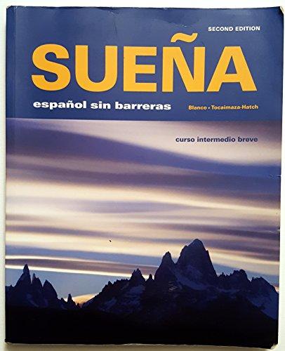 Suena: espanol sin barreras, curso intermedio breve, 2nd - Buy Ktz
