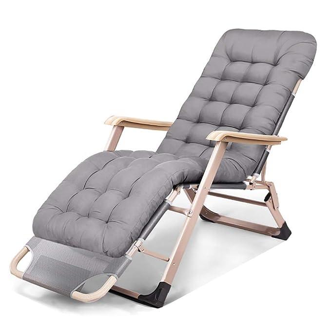 Amazon.com: YXX - Silla reclinable plegable portátil para ...