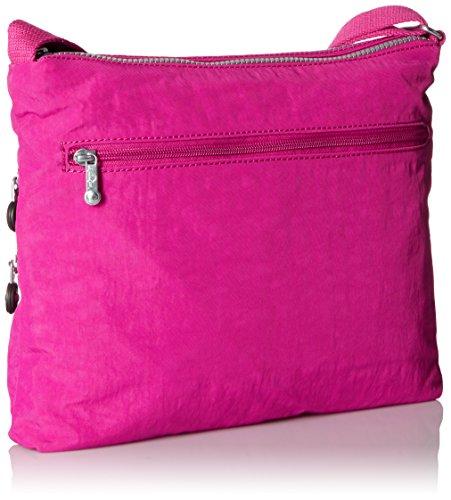 Bag Very Solid Alvar Kipling Crossbody Berry qRwFgx