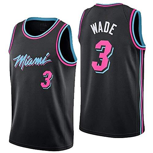 XYYCM Mens Sports Summer Sleeveless No.3 Jerseys Basketball Uniform Tops for Basketball Fans