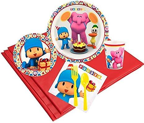 Birthday Express Pocoyo - Suministros para Fiesta de ...