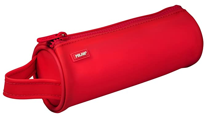 Amazon.com: Milan Estuches Matt Touch, red (Red ...