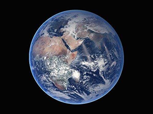 Earth Poster Space Outer Space NASA Earth