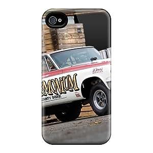 Premium Pemonium Back Cover Snap On Case For Iphone 4/4s