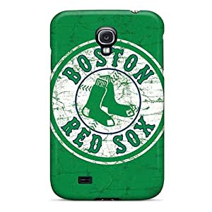 Hot SAh4421aoLN Boston Red Sox Tpu Case Cover Compatible With Galaxy S4 by lolosakes