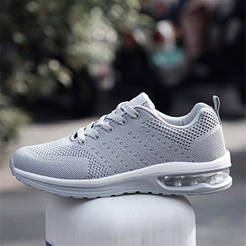 Mode Sports Multisports Sneakers Athlétique Gym Outdoor Gris Fitness Course Femme Casual Hommes Basket De Chaussures Fexkean 7Btq8fY