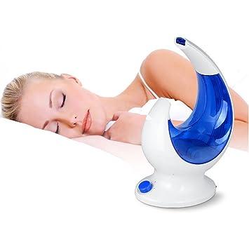 ZYQ Inhalador Nebulizador Portátil Para Adecuado Para El Tratamiento De Enfermedades Pulmonares Y Las De Las