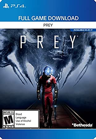 Prey - Pre-load - PS4 Digital Code