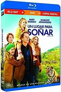 Un Lugar Para Soñar (Bd+Dvd+Copia Digital) [Blu-ray]