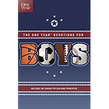 The One Year Devotions for Boys
