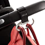 Modern Stroller Hook - Universal Fit for Walkers - Wheel Chairs - Buggy's & Prams