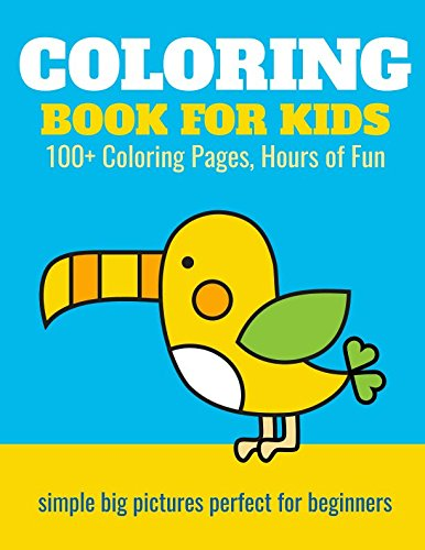 Coloring Book for Kids: 100+ Coloring Pages, Hours of Fun: Animals, planes, trains, castles - coloring book for kids Paperback – May 9, 2018 Elita Nathan Independently published 1981057544 ART / Techniques / Airbrush