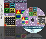 Math Quiz Game - Fine-tune Kids Arithmetic skills (Windows10 compatible)