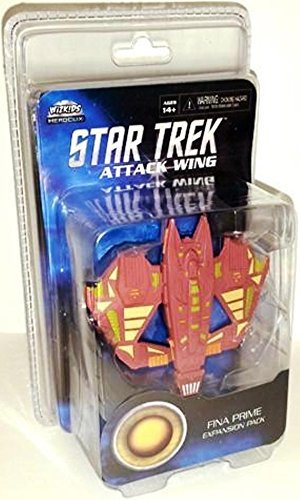 Vidiian Starship Star Trek Attack Wing Miniature Game WizKids