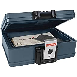 0.19 Cubic-ft Fire and Water Chest