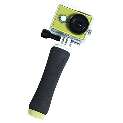 YI Floating Handlebar Grip for the Action 4K 4K+ Camera Compatible with GoPro Hero