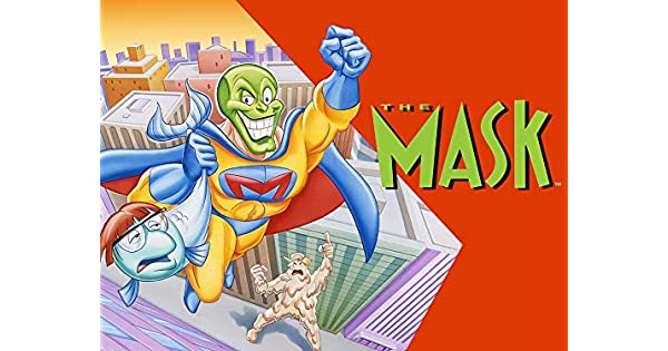 Amazon.com: The Mask: The Animated Series: The Complete ...