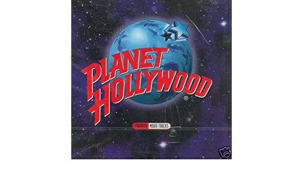 Planet Hollywood: Favorite Movie Tracks : Planet Hollywood ...
