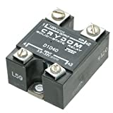 NEW CRYDOM D1D40 SOLID-STATE RELAY 3.5-32V-DC 100V-DC 40A D215056