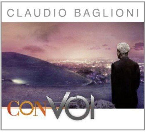 CD : Claudio Baglioni - Con Voi (Italy - Import)