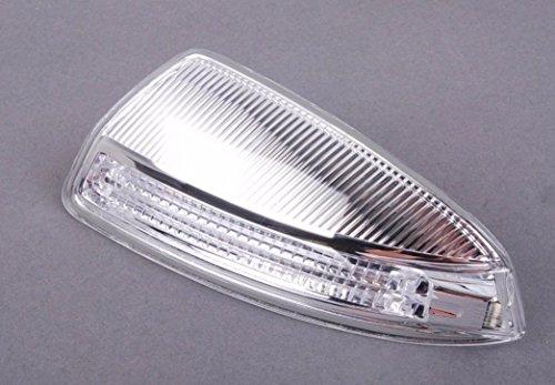 Mercedes W204 C250 C300 C350 C63 Left / Driver Door Mirror Turn Signal Light OEM Mercedes Door Mirror