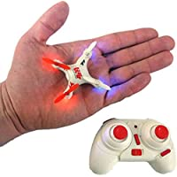 ZeliCopters Gyroscope Mini Drone Nano 6-Axis Gyro 4 Channel RC Quadcopter