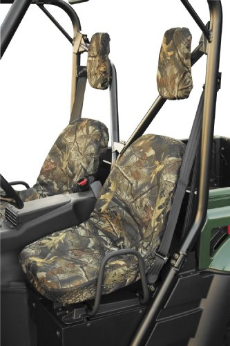 Classic Accessories QuadGear UTV Seat Cover (Hardwoods, Fits Yamaha Bucket) ()
