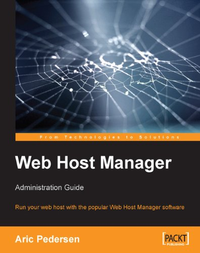 Web Host Manager Administration Guide Pdf
