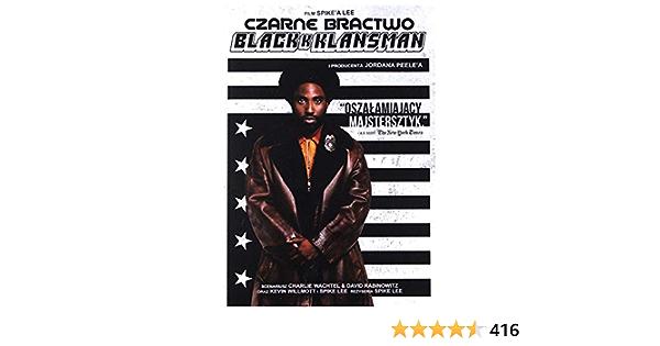 BlacKkKlansman DVD IMPORT No hay versión española: Amazon.es ...