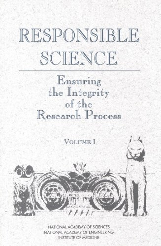 Responsible Science: Ensuring the Integrity of the...